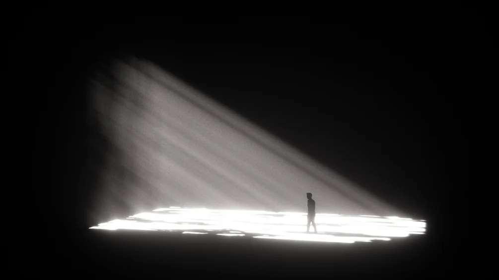 云酷网Octane场景实际体积光线