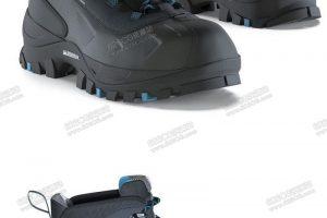 马丁靴长靴模型-马丁靴长靴C4D模型 -云酷网c4d
