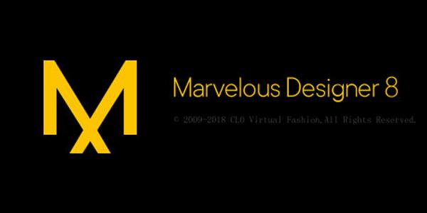 Marvelous Designer 8 v4.2.301.41750 三维服装设计软件 Win破解版