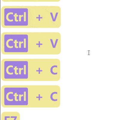 屏幕按键显示工具Carnac汉化版V1.1