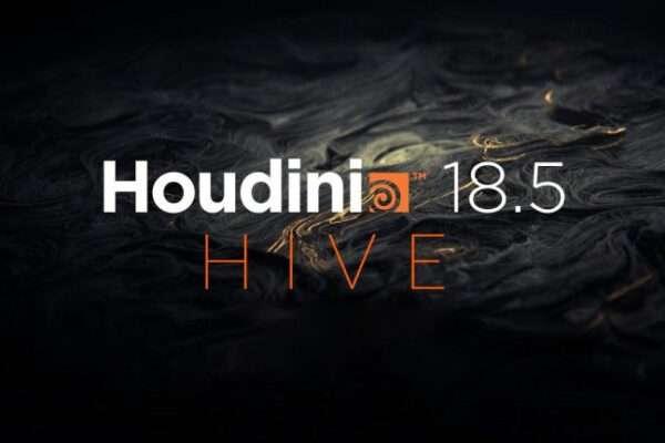 三维特效软件SideFX Houdini FX 18.5.462 Win破解版_云酷网